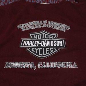 Harley Davidson modesto